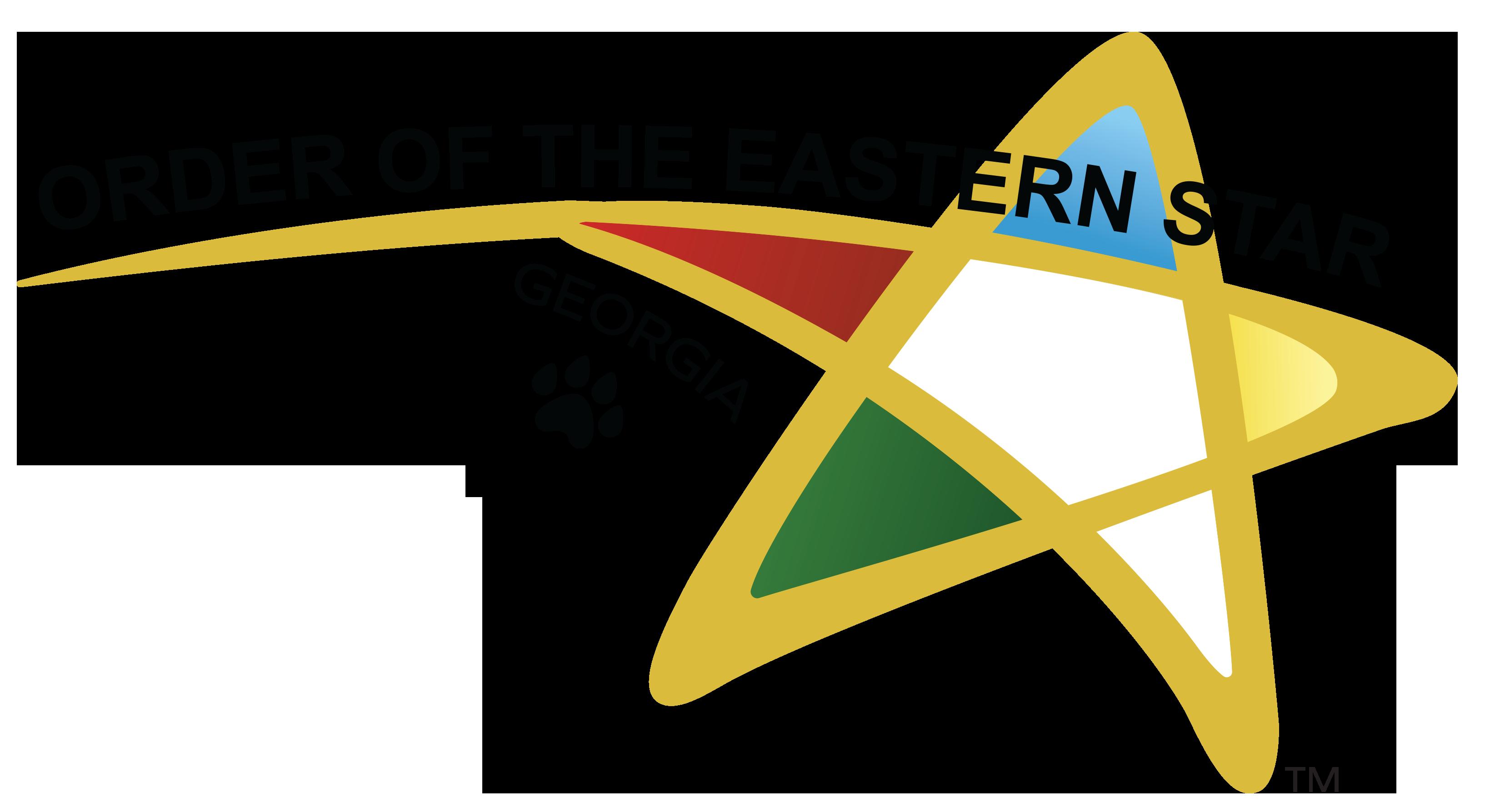 Georgia OES Logo (Clear Background)