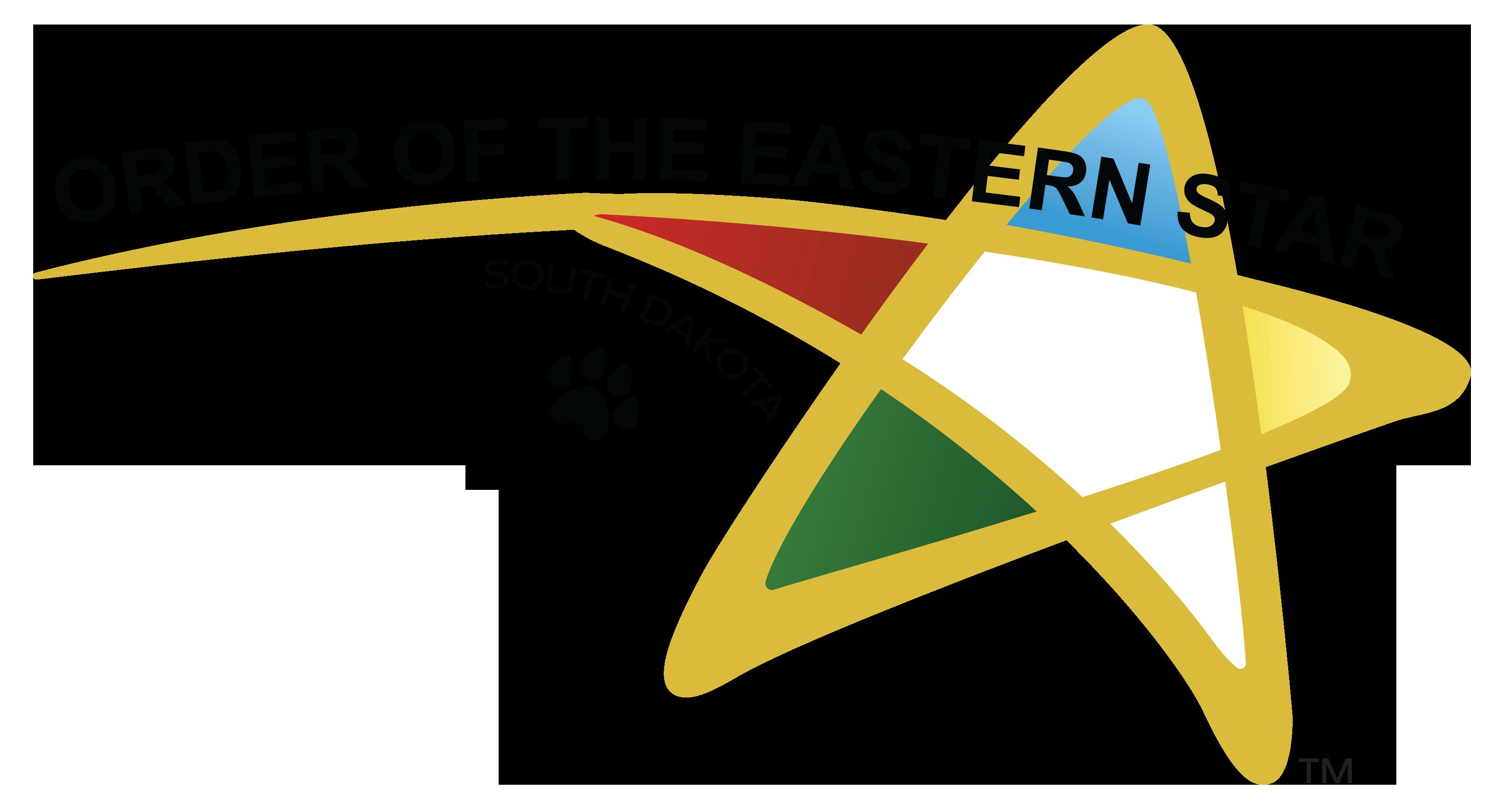 South Dakota OES Logo (Clear Background)